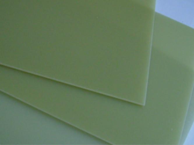 Corrosion Resistance Mechanical Carbon Fiber Sheets , Glass Fiber Board
