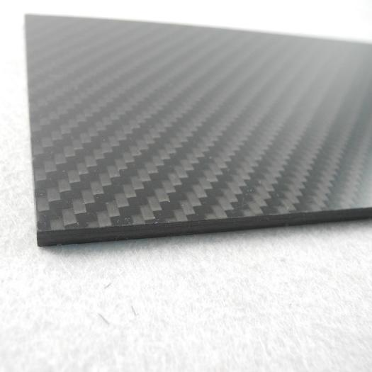 4mm Carbon Fiber Plate 3k Twill Matte  Use For X - Ray Ct Filter Wire Grid