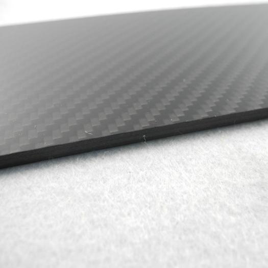 4mm Carbon Fiber Plate 3k Twill Matte Use For X - Ray Ct