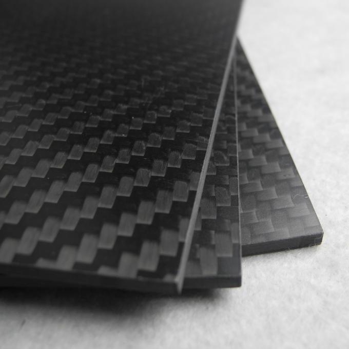 Carbon Fiber Sheet Twill Carbon Fiber Plate 3k High Strength