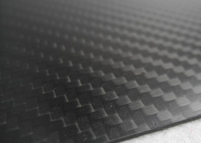 High Performance Full carbon fiber material inside Colourful 3K Weave Carbon Fiber Plate