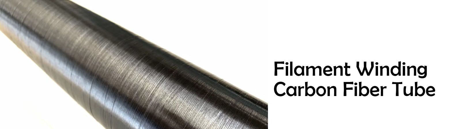 China best Filament Wound Carbon Fiber Tube on sales