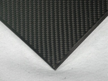 3K Twill Matte 4mm Carbon Fiber Sheet use for X-ray CT