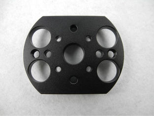 China Customizable Precision Machined Parts , Aluminum CNC Parts for Pantilt OEM supplier
