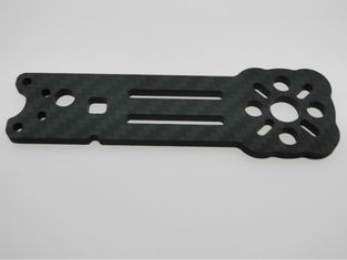 China Cutting - Machining - 3K Twill Matte Carbon Fiber CNC Service OEM supplier