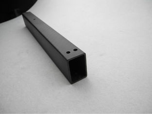 China Photographic Equipment Use Rectangular Carbon Fiber Tube Anti-Corrosion supplier