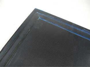 China Thickness 2.5mm 3k Carbon Fiber Plate glossy Finish supplier