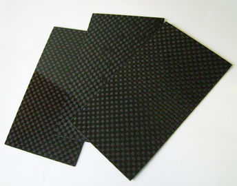 High Performance Tolerance ±0.1 Carbon Fiber Plate laminated sheet of 3k / Twill