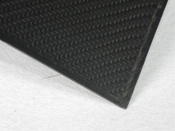 Light Weight Full Carbon Fiber Plate with Twill Weave Matte surface