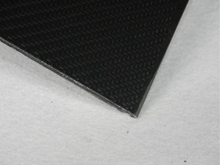 Black Twill Matte Carbon Fiber Panels use for surfboard