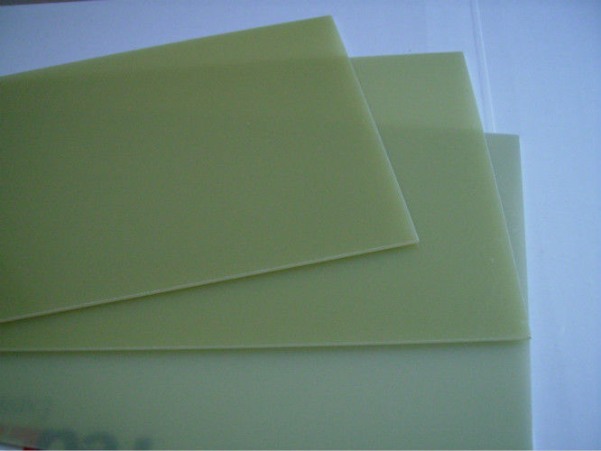 Corrosion Resistance Mechanical Carbon Fiber Sheets , Glass Fiber Board