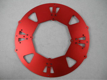 China Aluminium plate Computer Numerical Control CNC Aluminum Parts for multicopter distributor