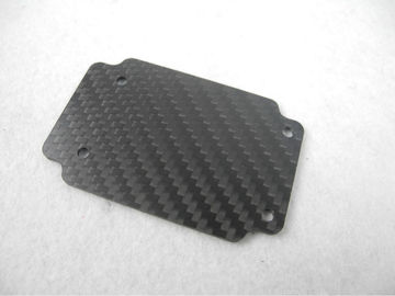 China Full Carbon Fiber CNC Service 3K Multicopter Plate EPIC CNC OEM Glossy Finish distributor